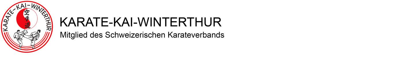 Willkommen beim Karatekai Winterthur